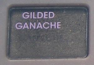 Gilded Ganache
