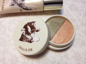 Eye Gloss and Eye Color Duo by Paul & Joe © skinandcolors.com