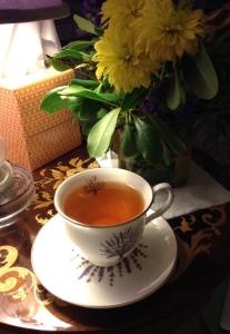 Loaded with antioxidants - Green Tea © skinandcolors.com