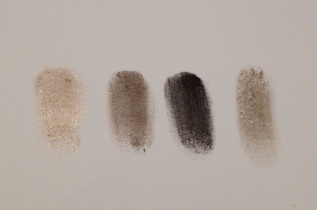 CT Rock Chick Palette Swatches on paper ©skinandcolors.com