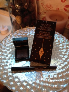 """Charlotte Tilbury """"Nocturnal Cat Eyes to Hypnotise"""" in """"On the prowl"""" and """"Supernova"""" coming up soon! © skinandcolors.com"""